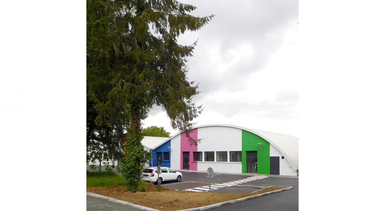 HUMEZ ARCHITECTURE – Damien-Olivier HUMEZ – architecte DPLG en Vendée(85): RUE ROCHEREAU - 03