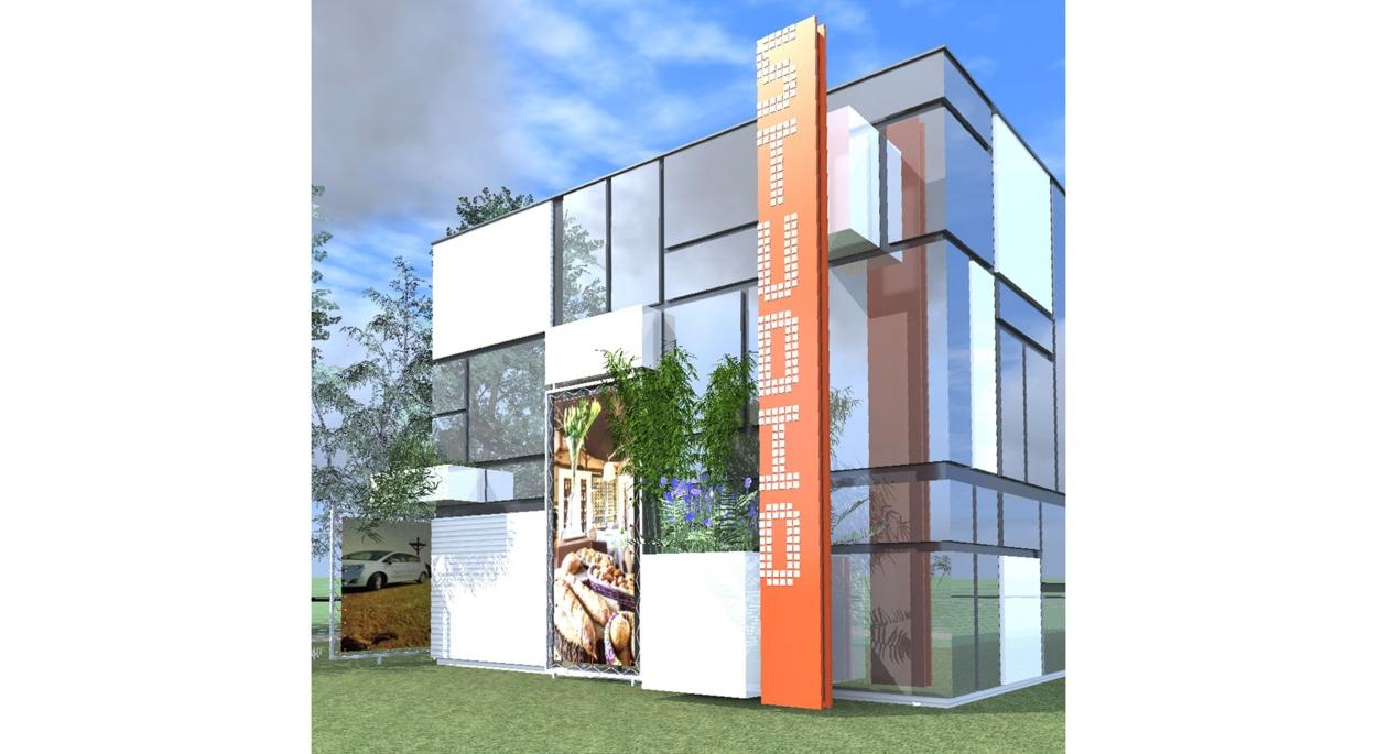 HUMEZ ARCHITECTURE – Damien-Olivier HUMEZ – architecte DPLG en Vendée(85): STUDIO DE PRISES DE VUES 01