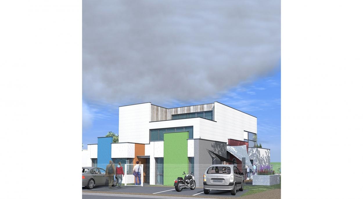 HUMEZ ARCHITECTURE – Damien-Olivier HUMEZ – architecte DPLG en Vendée(85): STUDIO DE PRISES DE VUES 02