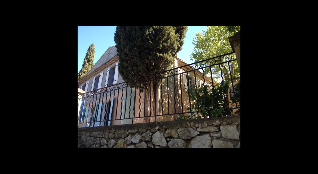 Surélévation façade  pignon