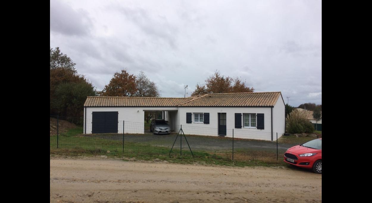 maison actuelle avant travaux