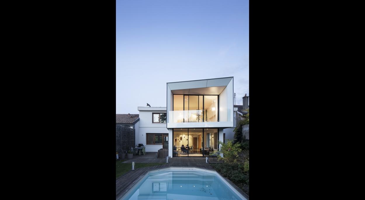 Architecte D Interieur Moselle extension d'une maison et restructuration intérieure (54