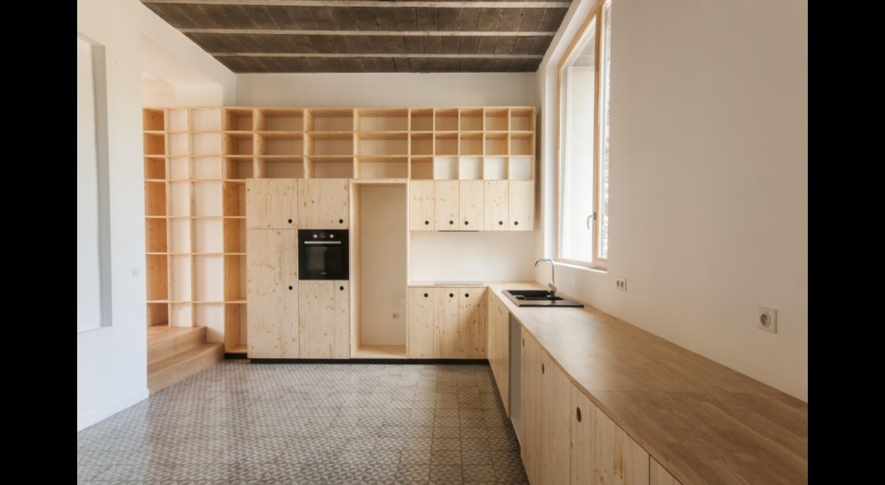 Rénovation d'une maison à Nancy - studiolada architectes