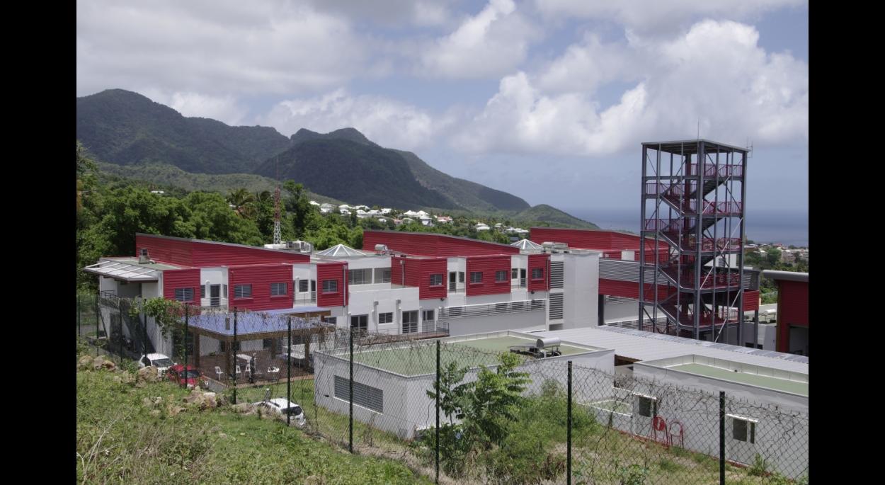 Centre Principal de Secours de la Région Basse Terre