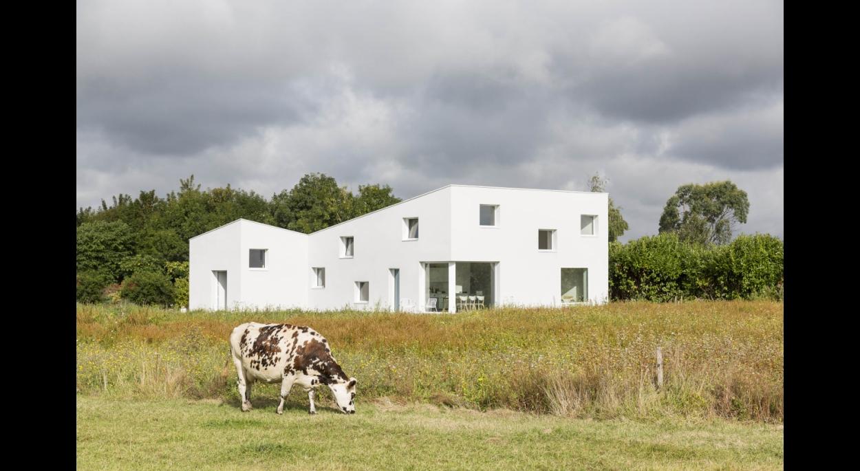 Maison pour un photographe par studio razavi architecture