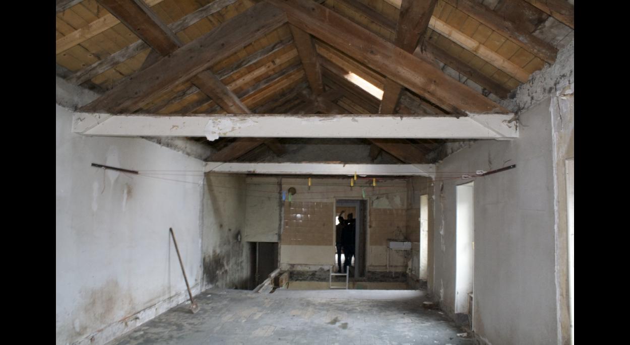 SUPA | Réhabilitation d'une maison de famille | Orcines