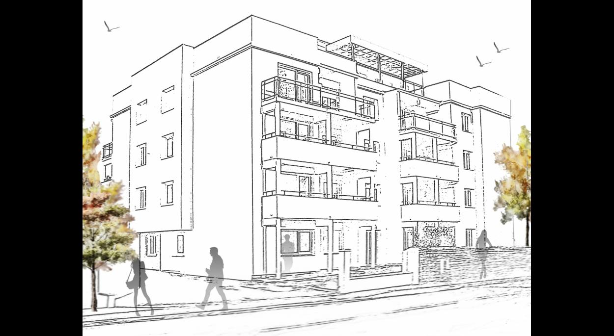22 logements et bureaux