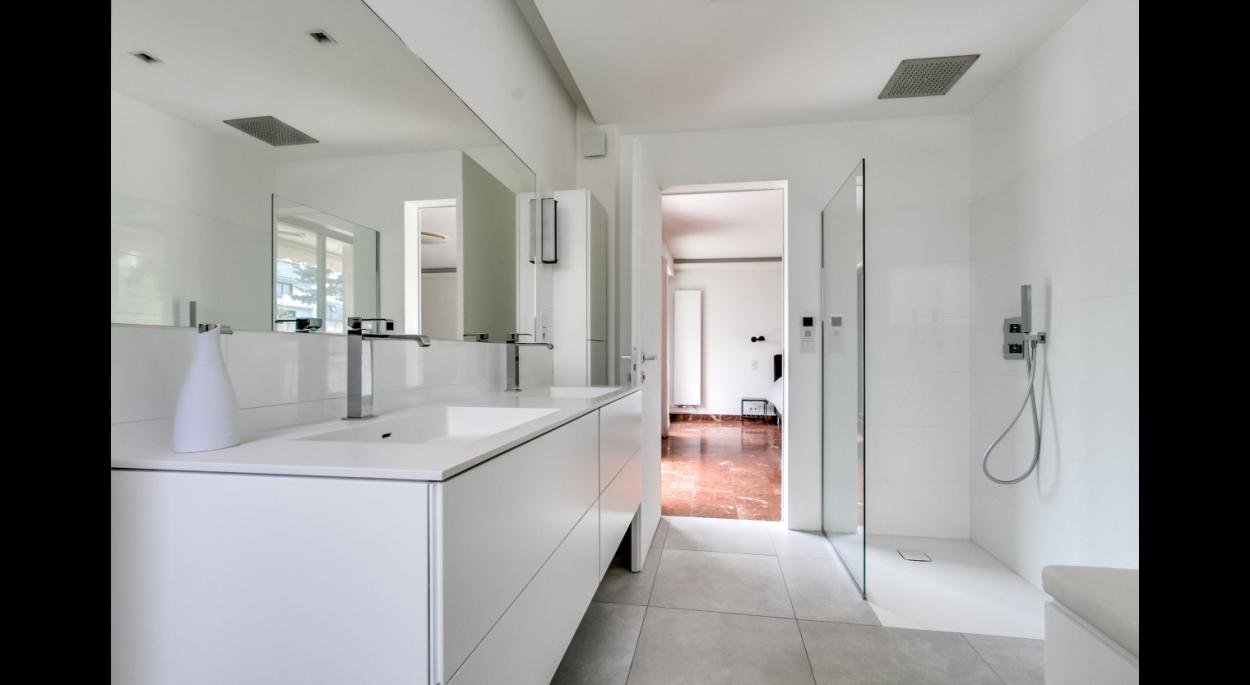 salle de bain - rénovation villa boullogne billancourt