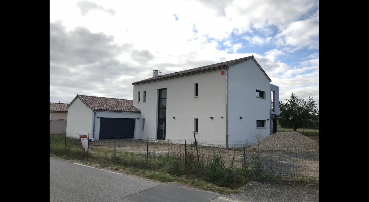 MOOVIS Architecte - Villa D2 - façades sur rue