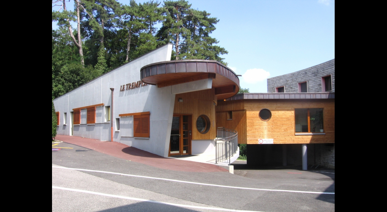 FOYER LISZT - AGENCE JEAN PAUL FAURE ARCHITECTE