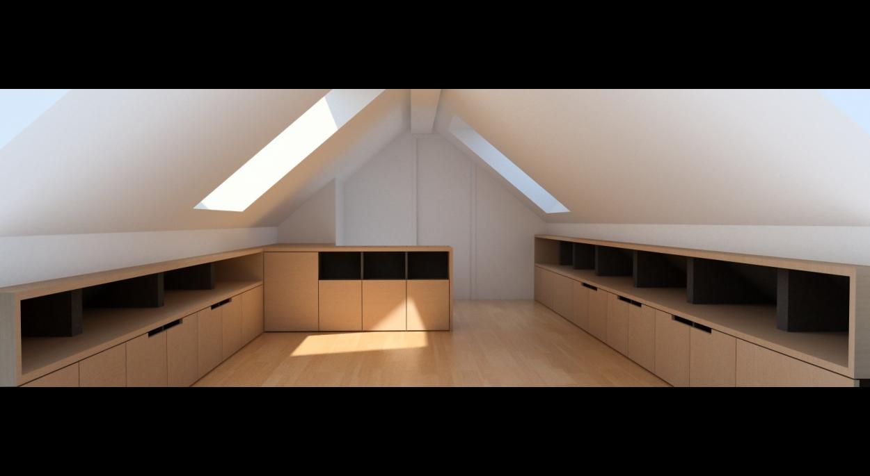 Architecte Interieur Bordeaux aménagement intérieur bureau g cergy | l'atelier miel