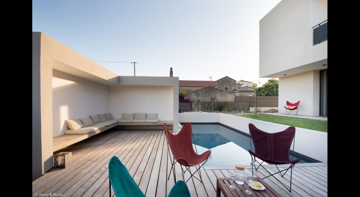 Villa Hbv Maison De Ville Toulon Var Raphael Henry Biabaud
