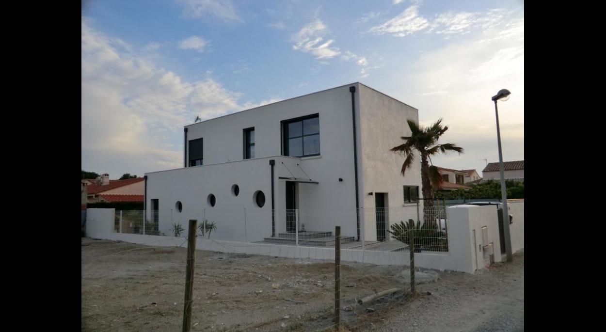 maison individuelle à sainte marie la mer, département des Pyrénées Orientales