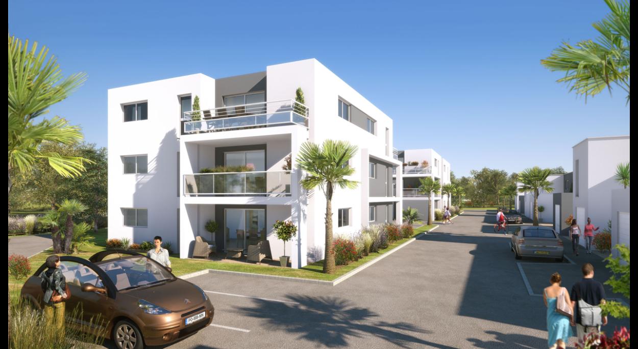 30 logements collectifs situés à Vias, département de l'Hérault