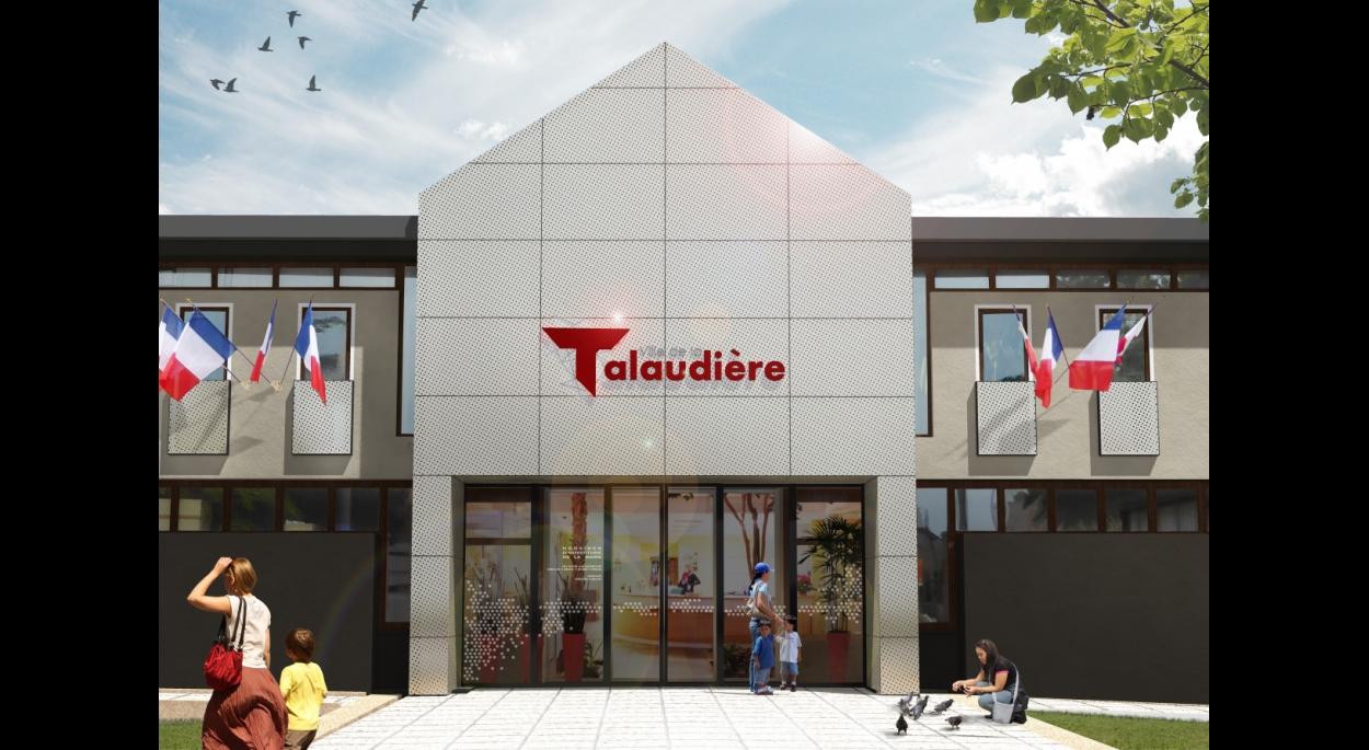 Mairie de La Talaudière