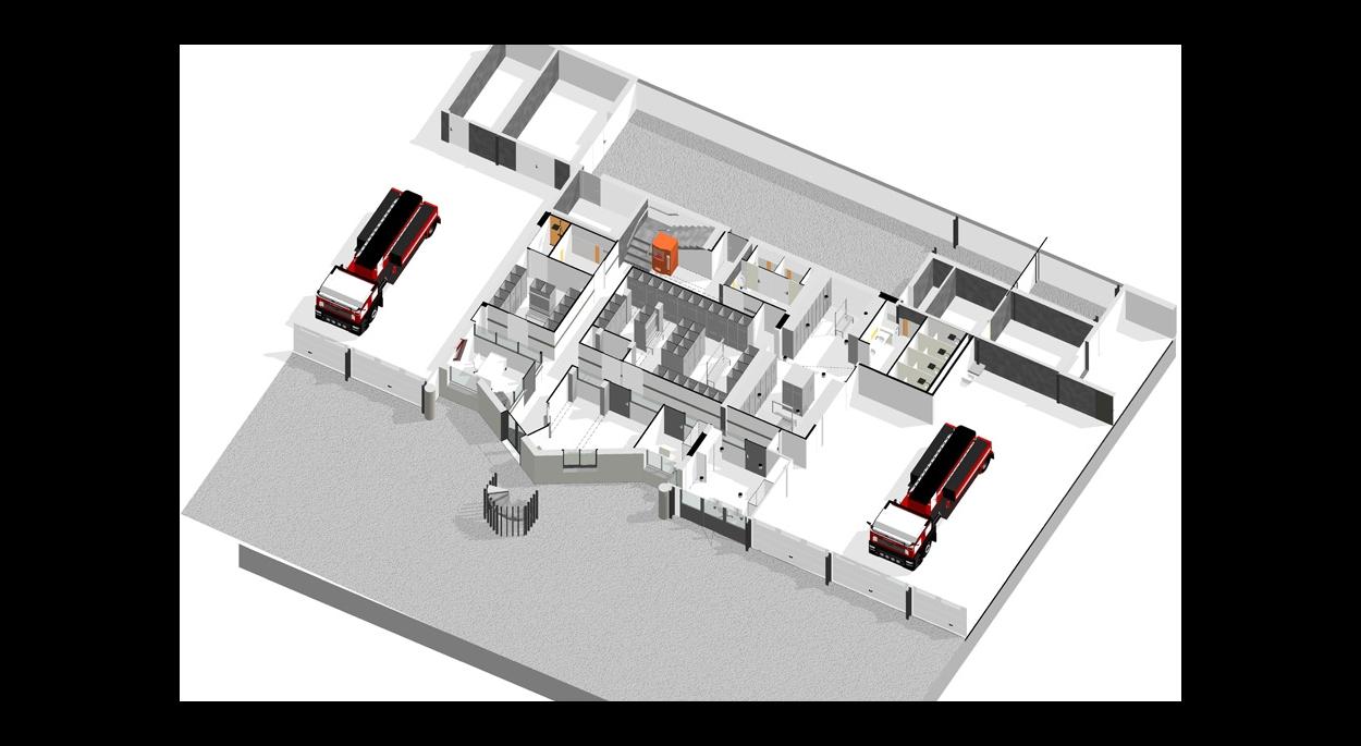 Centre d'Incendie et de Secours du Chambon-Feugerolles