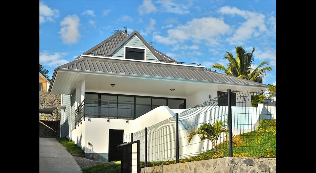 Architecture contemporaine ancrée dans la tradition