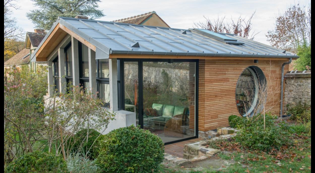 Rénovation et extension de maison d'habitation