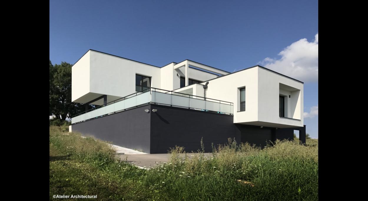 maison s+d   olivier silvestri architecture studio   saint-avold
