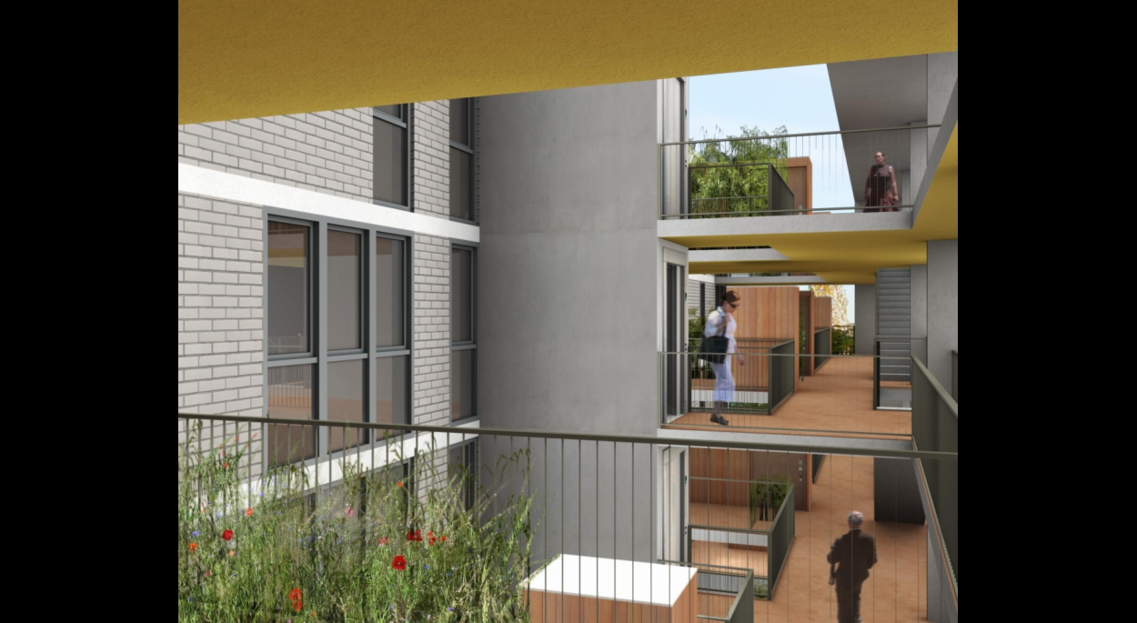 Logements Toulouse - Projet 310 - 2011