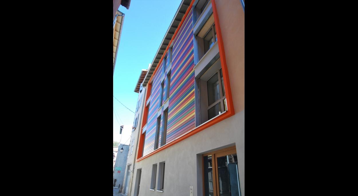 06 Rue du Consulat au Puy en Velay Didier Allibert Architecte