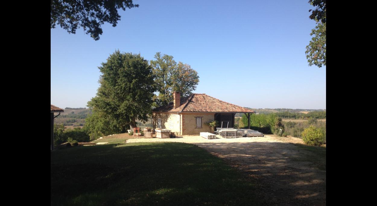 La maison en pierre