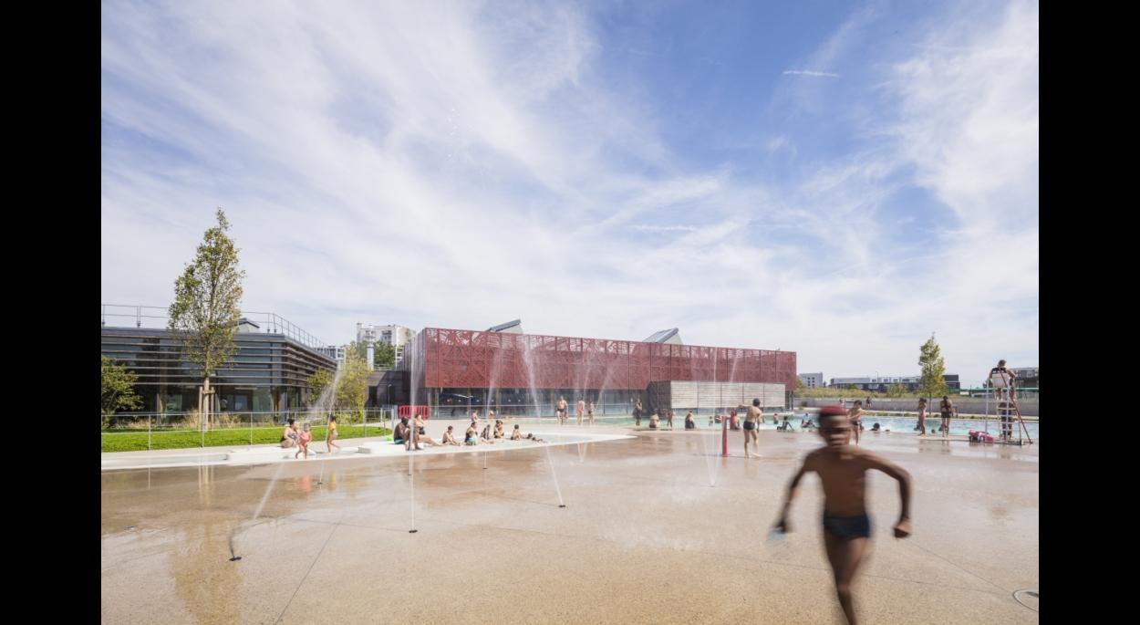 Piscine Ecologique Des Murs A Peches Coste Architectures Paris