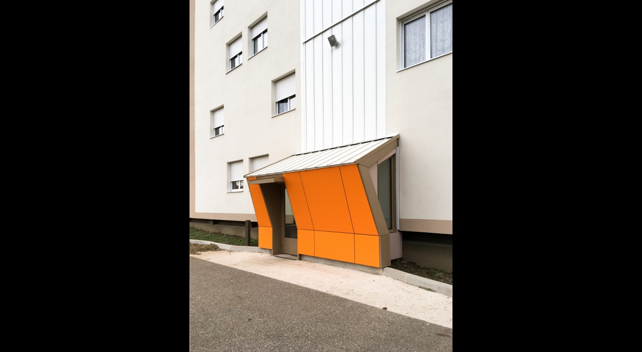 Fond Bernard - Halls d'entrée