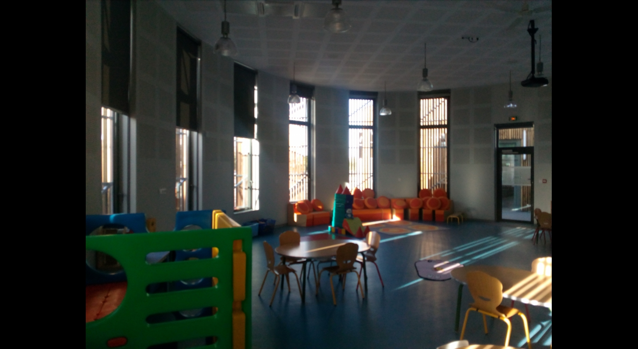 salle péri-scolaire