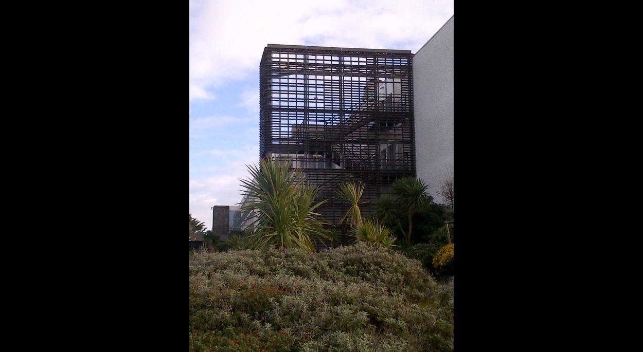 requalification et rénovation hôtel sofitel - Photo des façades