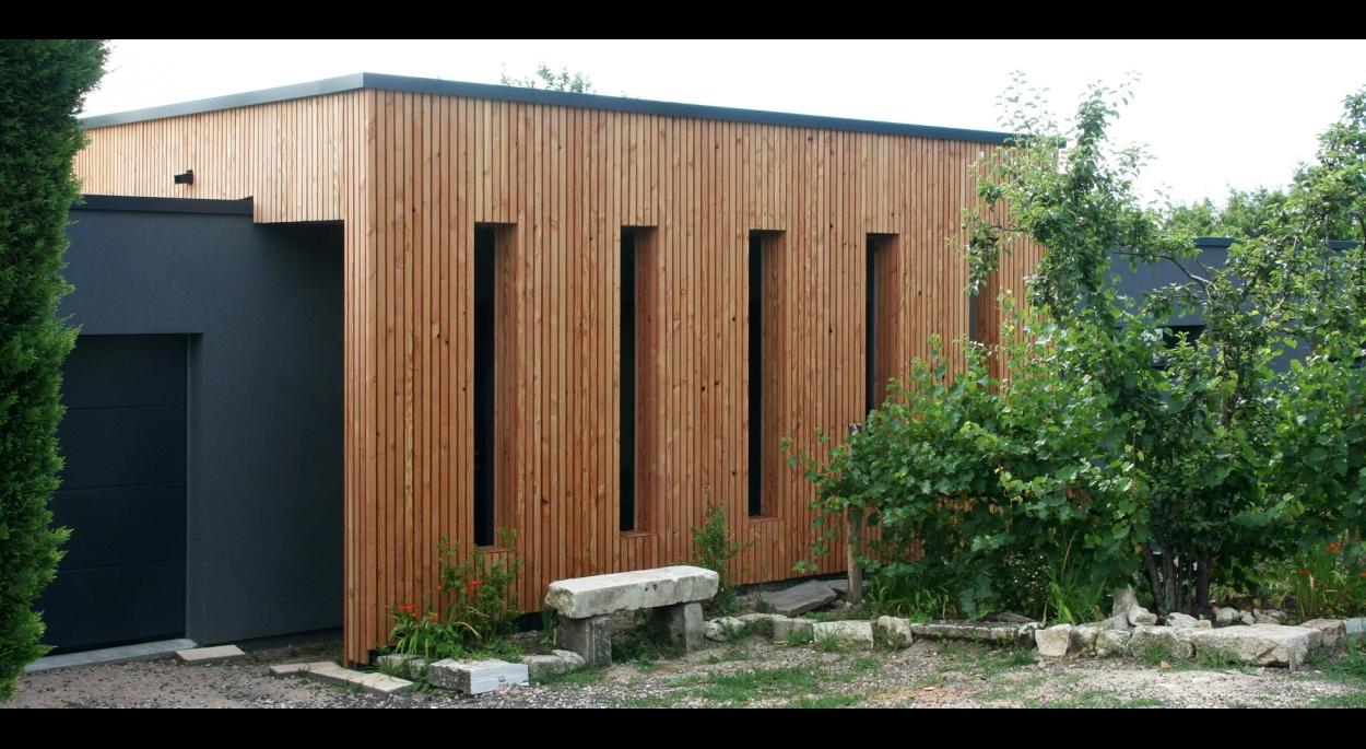 Construction Maison Individuelle Enval