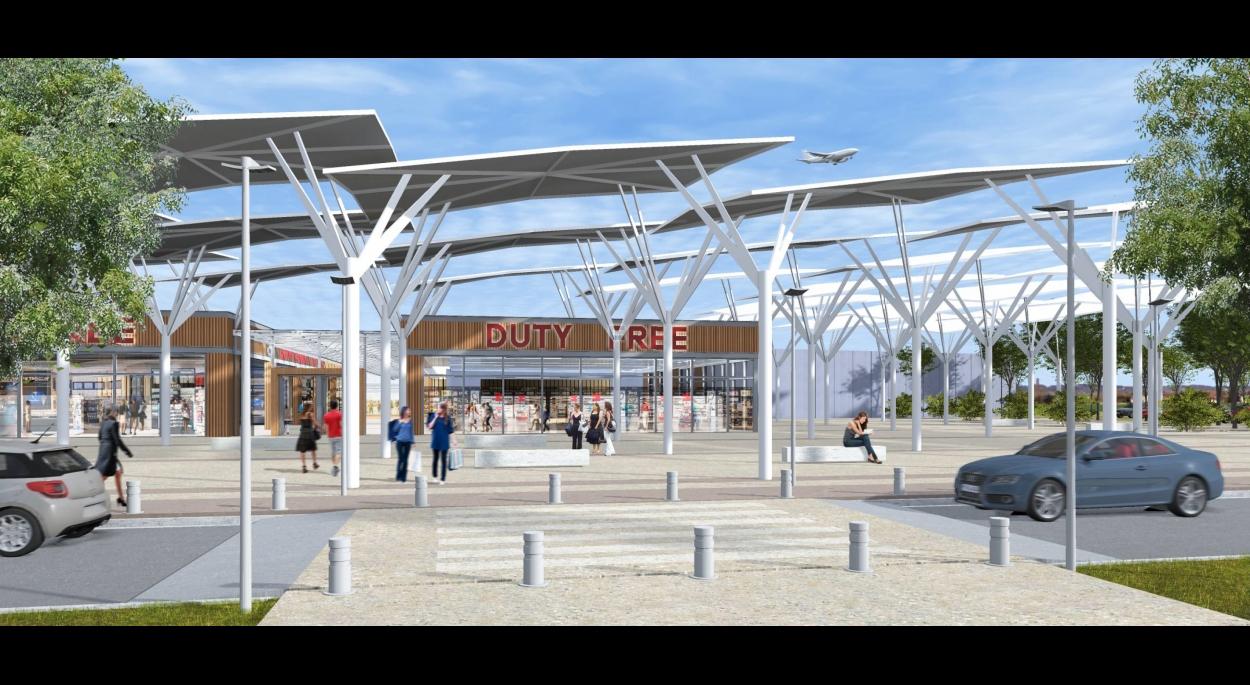 Projet d'intention de l'extension de l'aéroport de Bergerac