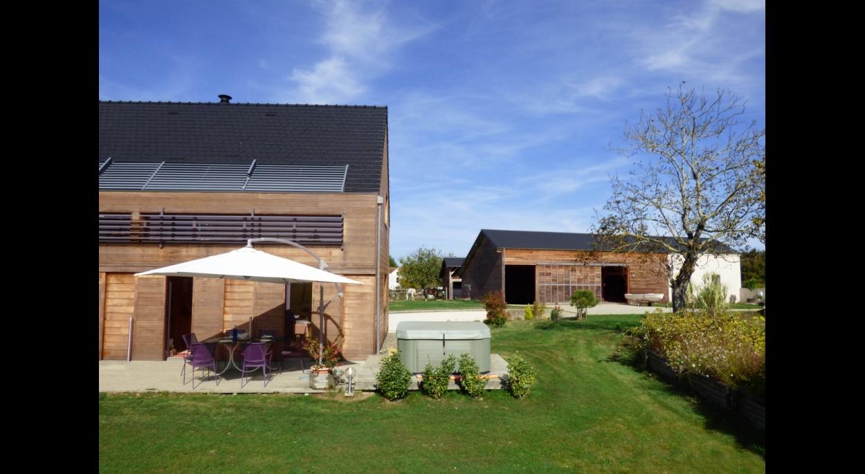 Architecture sructure et parement bois