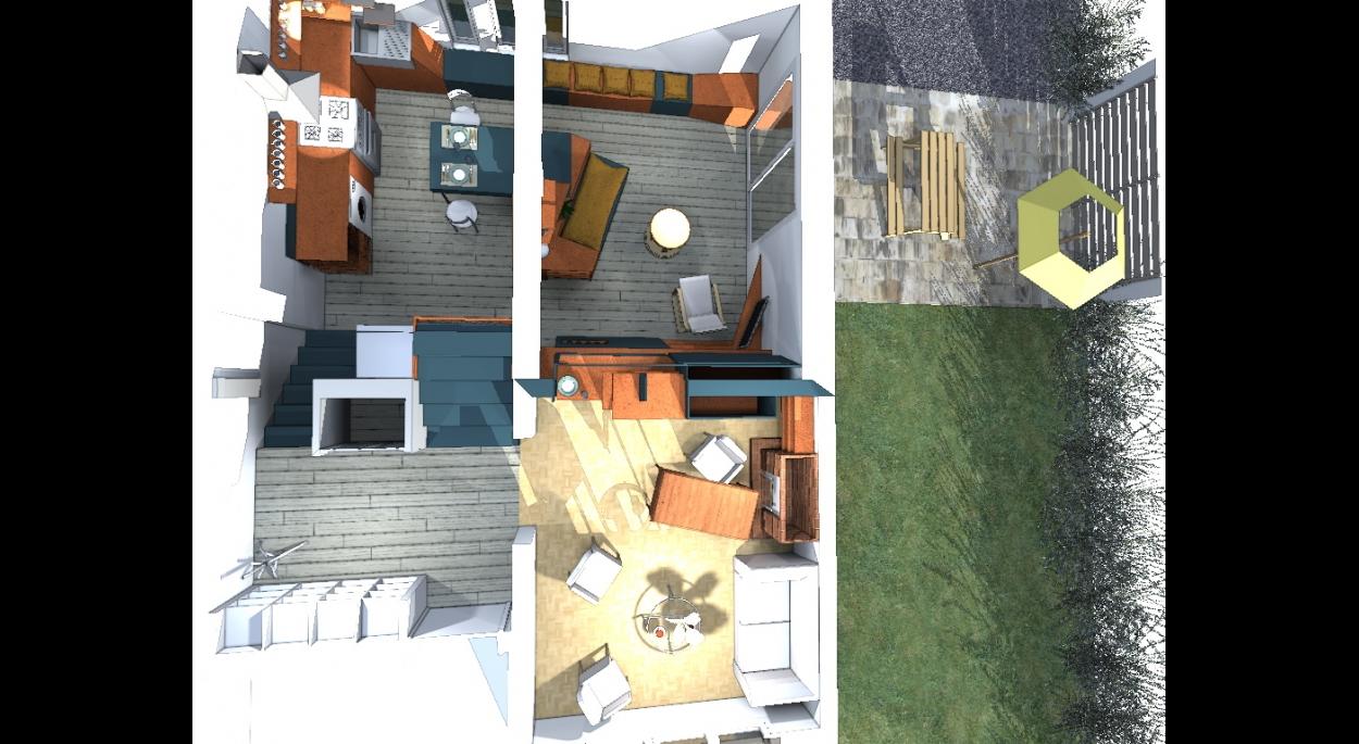 Rénovation et aménagement du garage en pièce de vie | m ...