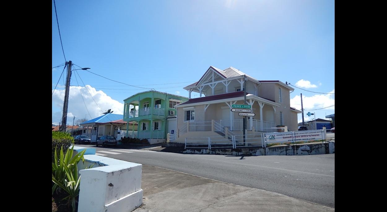 Maison à Anse-Bertrand