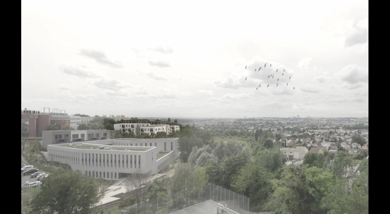 90 logements sociaux, Bry-sur-Marne (94)