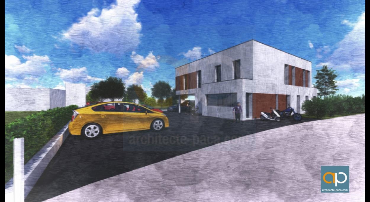Centre Paramédical à CAUSSADE - Pascal CAMLITI Architecte