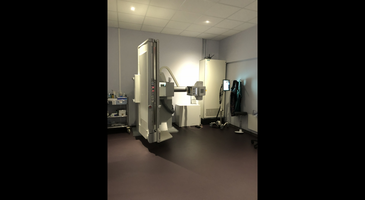 Espace radiologie