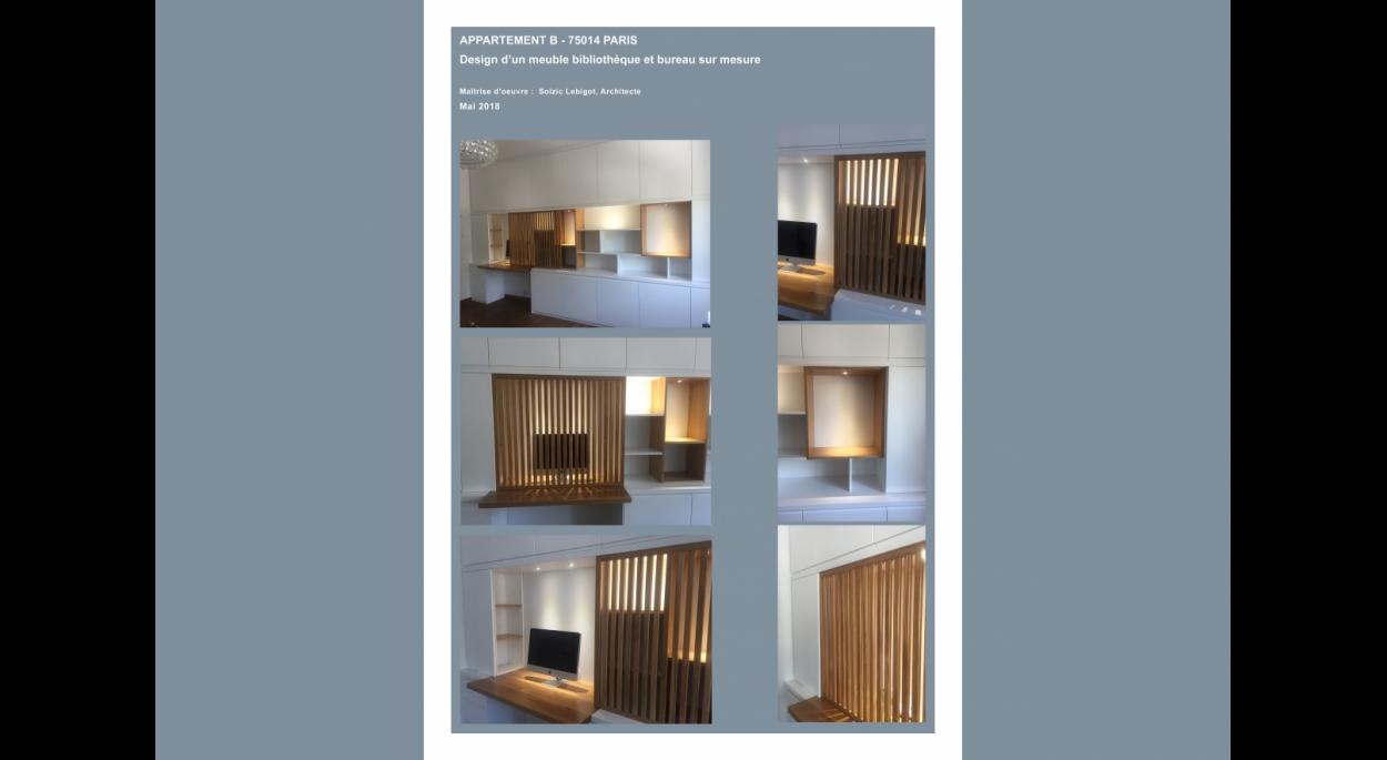 Architecte DPLG spécialiste de l'aménagement intérieur et de la rénovation (maison & appartement). Décorateur architecte & Designer d'intérieur sur Paris.