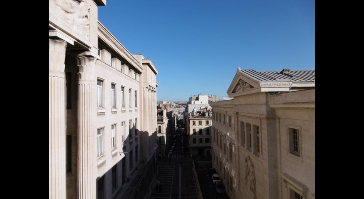 Annexe du palais de Justice rue Emile Pollak