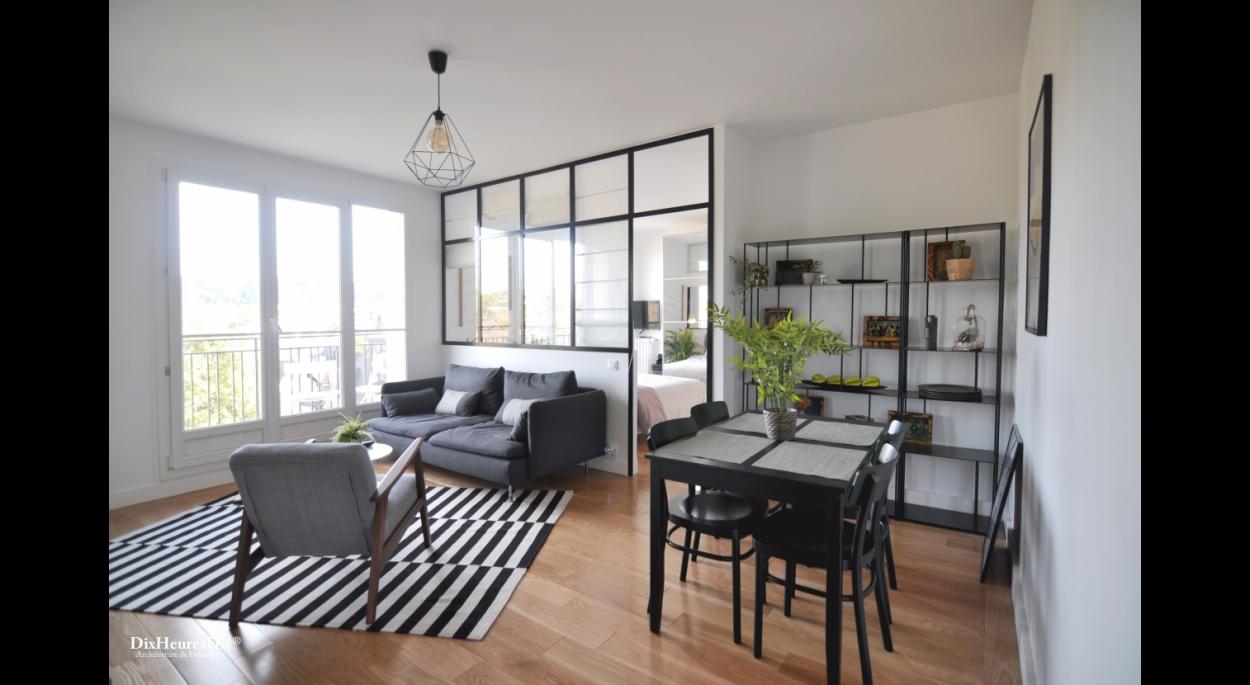 Appartement aménagé