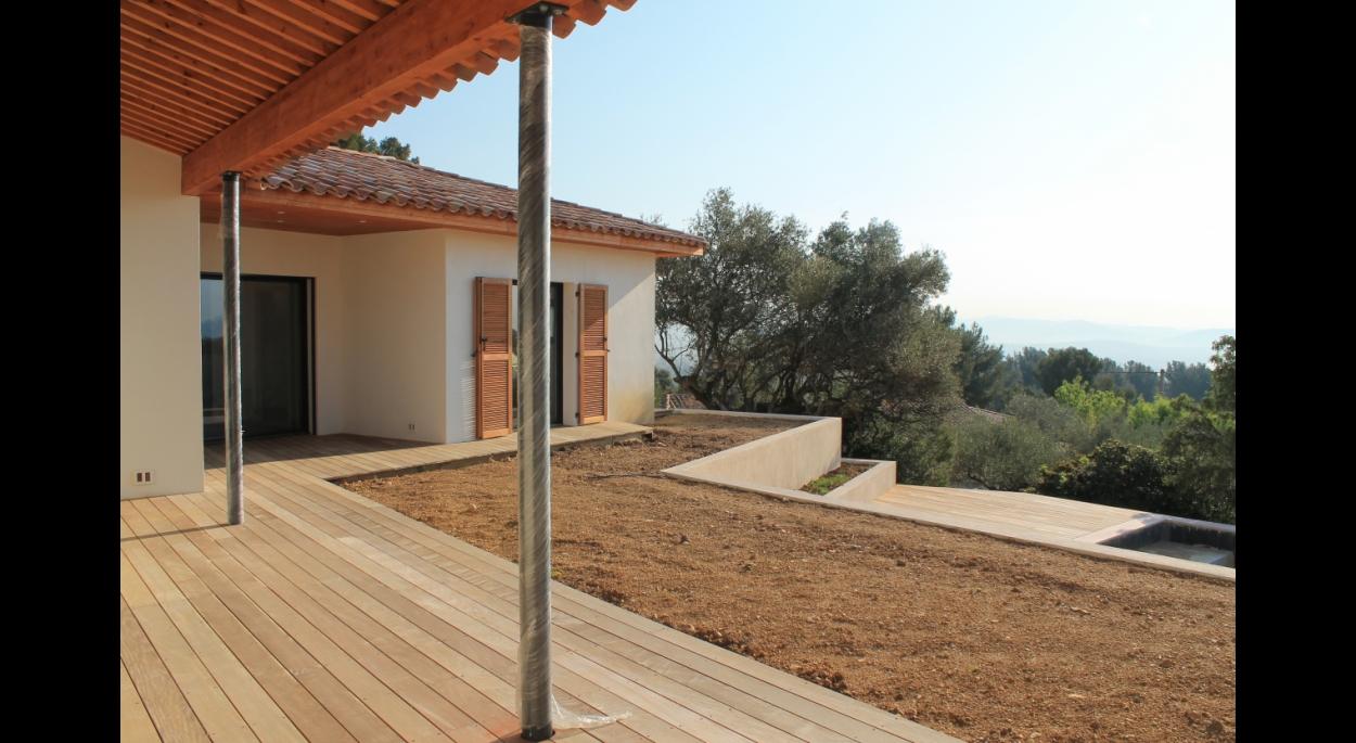 villa neuve, ecomateriaux, bbc, habitat individuel