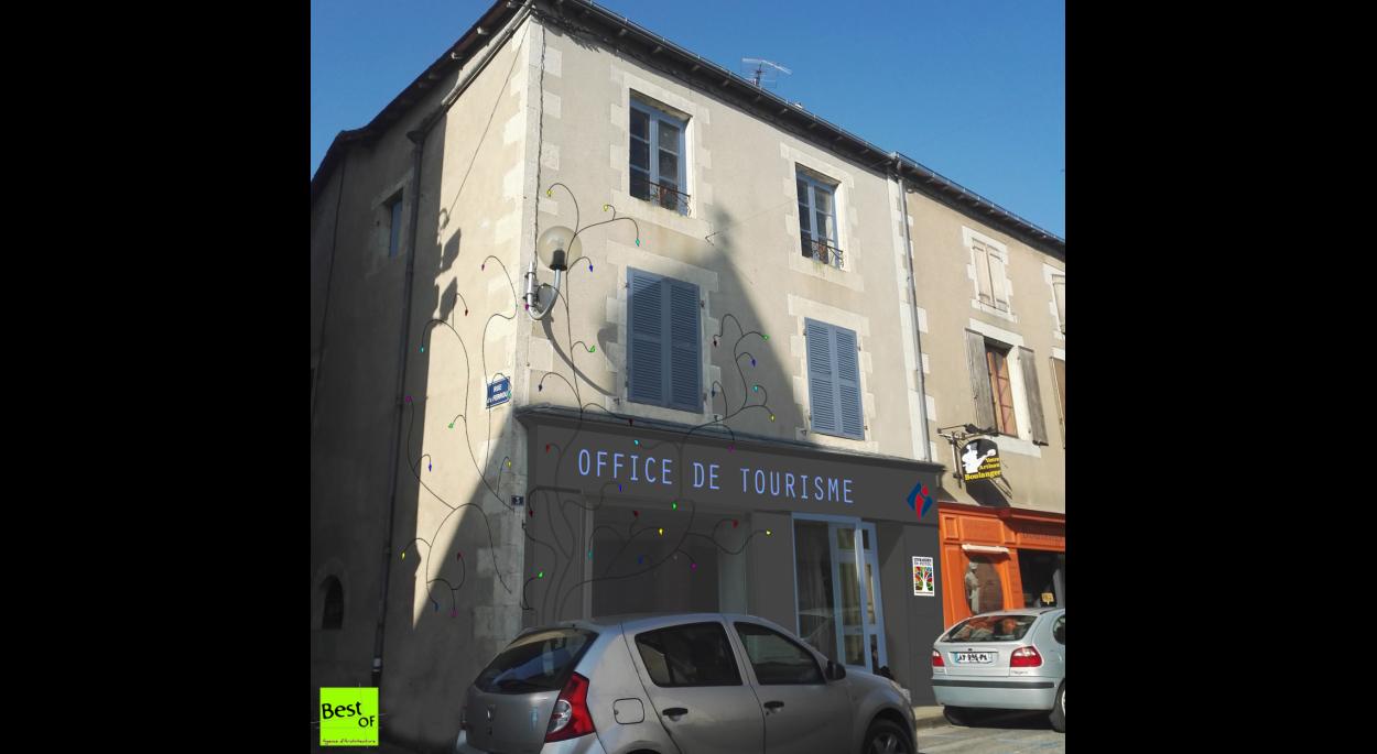 Office de Tourisme du Civraisien en Poitou