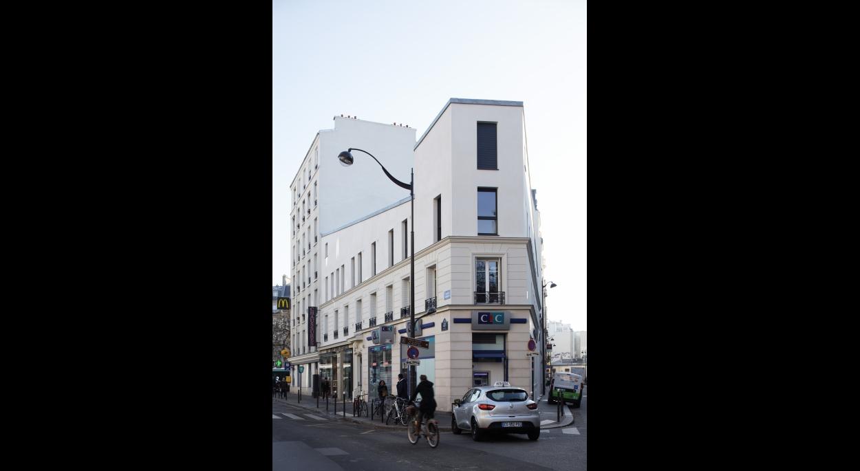 Architecture de faubourgs