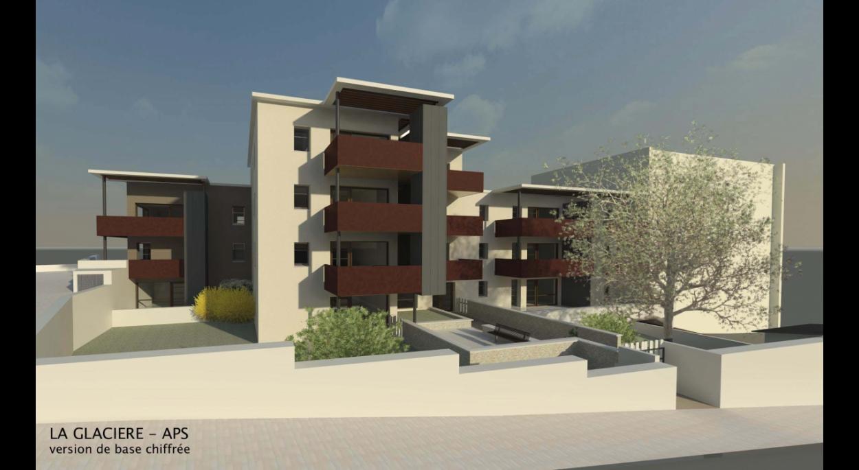 image 3D du projet