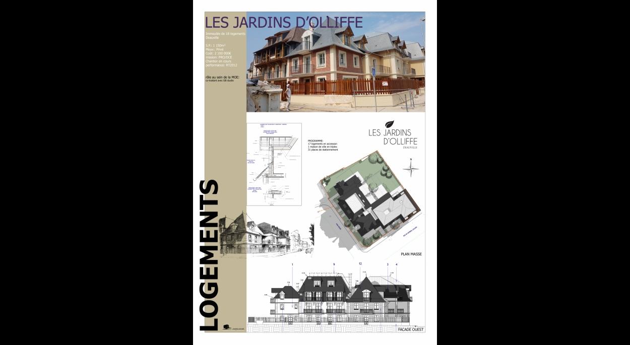 planche descriptive du projet