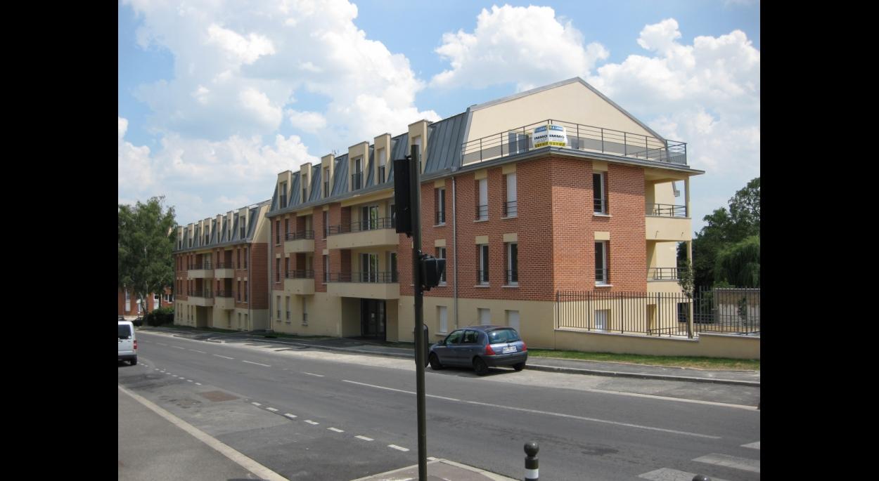 Ordre Des Architectes Amiens 55 logements collectifs - amiens | lefebvre gerald | amiens
