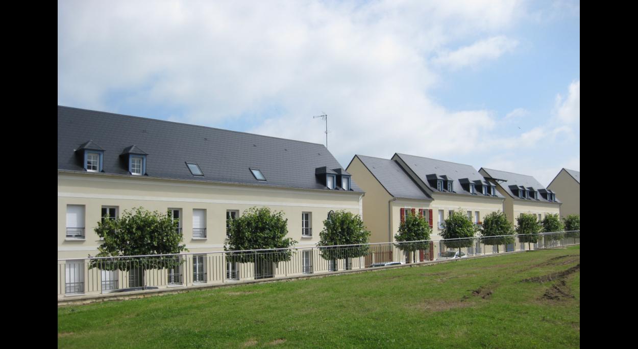 Ordre Des Architectes Amiens construction de 9 logements | lefebvre gerald | amiens