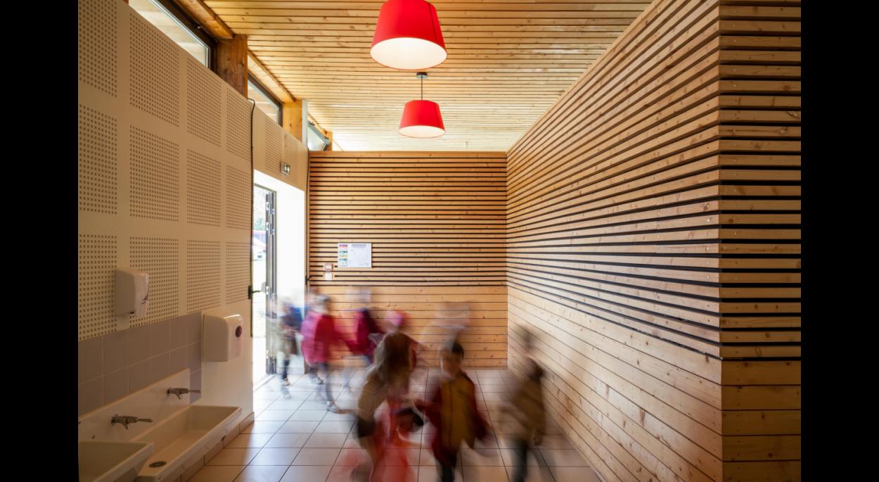 Restaurant scolaire - F. BUA