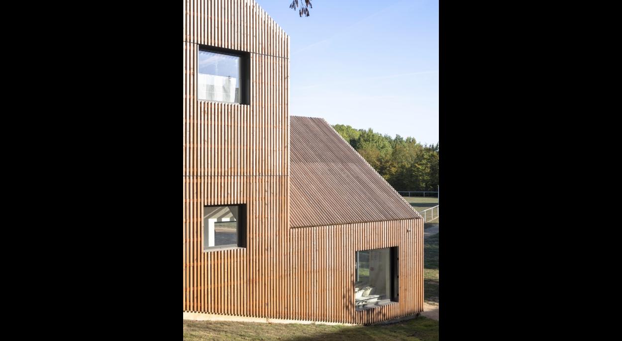 Scheubel + Genty ARCHITECTES - Centre de loisirs Simone Veil